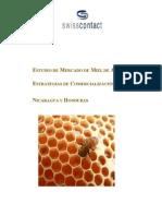 Estudio Mercado de Miel y Estrategias de Comercializacion