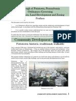 2 PrefaceandCommunityDevelopmentObjectives(Pages1-3)