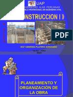 Tema 2 Construccion - Organizacion