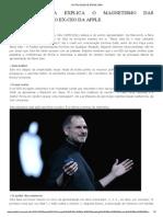 Os Truques de Steve Jobs