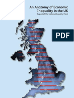How Unequal is Britain/UK
