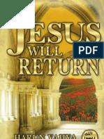 Jesus will pbuh return