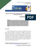 Porras (2012) Límites Psic Organizacional