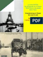 Inondation Paris