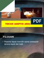Aseptik Area Operasi.ppt