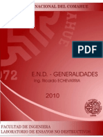 Generalidades END Octubre 2010