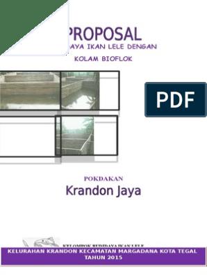 Bioflok Krandon Jaya