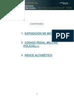 Expo&Codigopenalmilitarpolicial