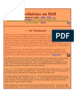 Revelations on Hell