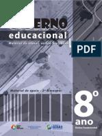 Caderno 8Ano - Versao ALUNO - Caderno Final - 07-04-2014 - Versao WEB