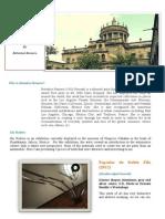 Cabañas Museum report