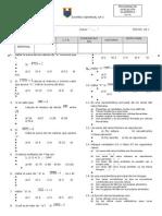 Examen Semanal 3 2015