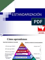 Modulo 9d Estandarizacion