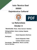 Instituto Técnico Exal la naturaleza bueno.doc