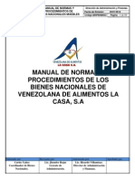 Manual de Los Bienes Nacionales