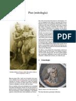 Pan (Mitología griega)