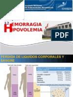 Hemorragia e Hipovolemia
