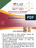 4-Institución de Herederos y Legatarios, La Desheredación