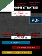 Memahami Strategi