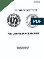 19886647 0332g Reconnaissance Marine
