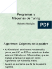 Programas MT