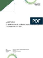 Expansion Sistema Transmision SING Preliminar