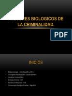 Biologia Criminal
