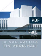 Alvar Alto and Finlandiahall