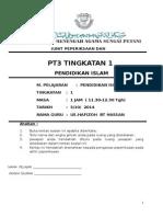 Exam Penggal 1