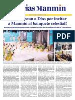 Noticias Manmin - Periódico Evangélico Cristiano multi-idima. N° Sp 177