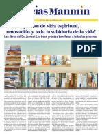 Noticias Manmin - Periódico Evangélico Cristiano multi-idima. N° Sp 174