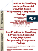 Best Practices for Specifying Procuring a Successful HS Compr Pkg 2014
