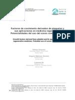 Dialnet-FactoresDeCrecimientoDerivadosDePlaquetasYSusAplic-3658622.pdf