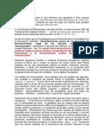 REFLEXION CONTRA LA UNION CIVIL HOMOSEXUAL EN EL PERU