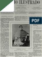 El Cojo Ilustrado 1 de febrero de 1892