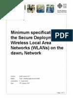 WI-FI Standards Version Q3 7 (17.01.07)