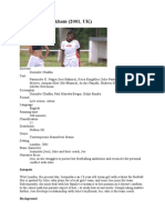 Bend it like Beckham Suggestions for Teachers