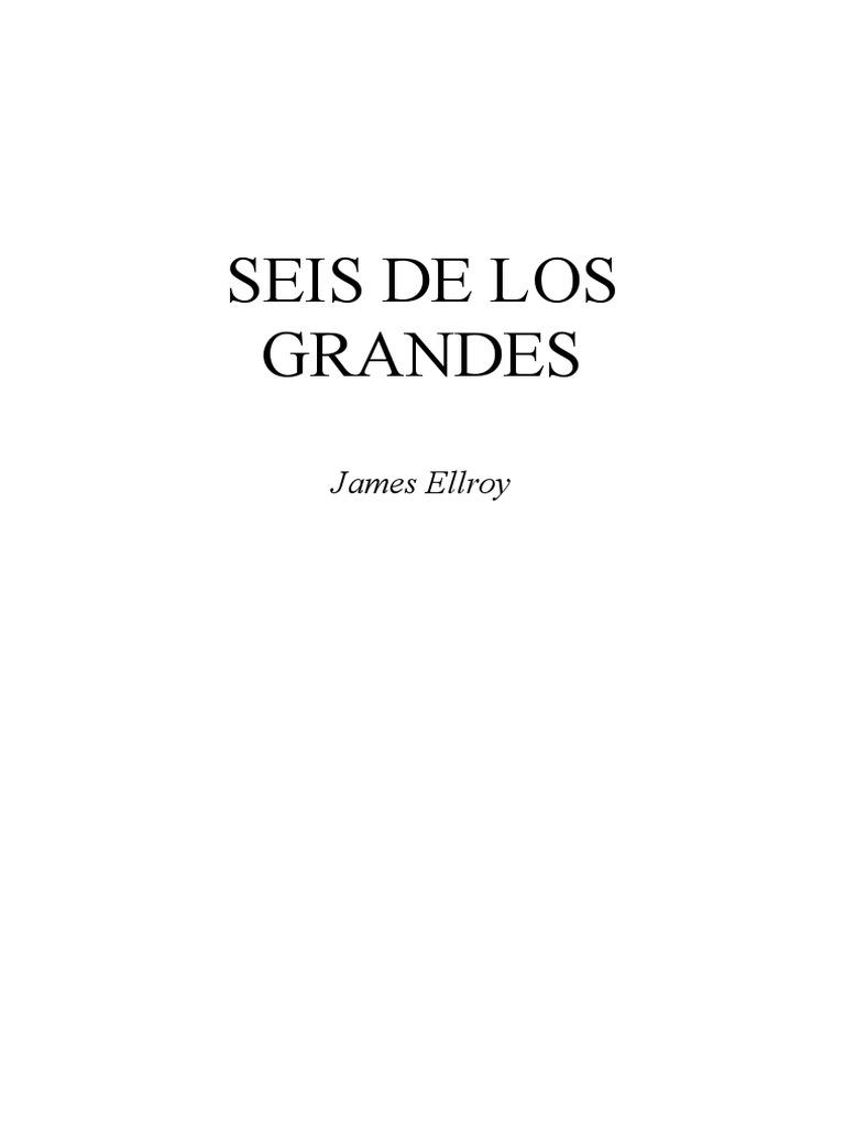 Ellroy James - Seis de Los Grandes df39a0563be