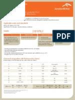 Seamless Pipes - API 5L Grade X65 PSL 2