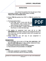 Assignment - Law245 - 2015 (1)