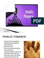 Public Finance - Group 7 MLS2E