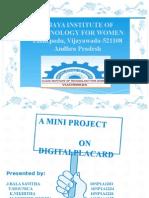 Digital Placard