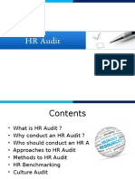 HR Audit