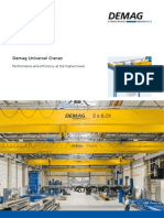 DEMAG Universal Cranes