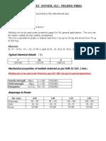 Data Sheet Sg3 Wires v2