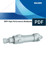 MPP High Performance Multi Phase Pump E00601