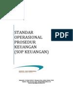 SOP Keuangan Konsil LSM Indonesia