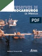 Pemex Reservas 2008