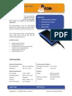 USB RFID Desktop Reader EVO, UHF, LF, HF or Legic - AbleID WebVersion