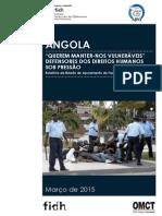 Rapport FIDH Angola Portugais
